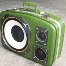 Laute Koffer! BoomCase & Case of Bass
