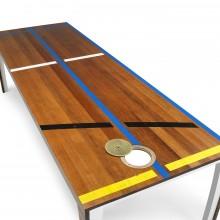 Tisch-Unikate 1968 von Menkesdriek + Atelier Belge
