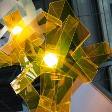 Acrylglas-Leuchten handmade von dookke design berlin