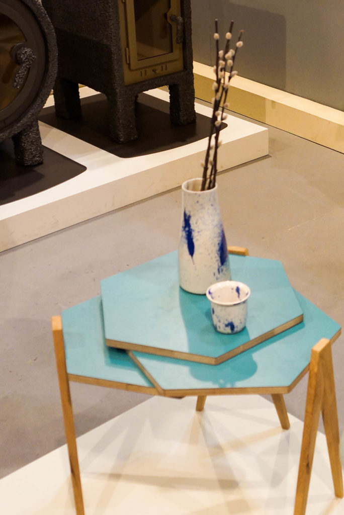Junges Design - Beistelltisch von Studio Lorier